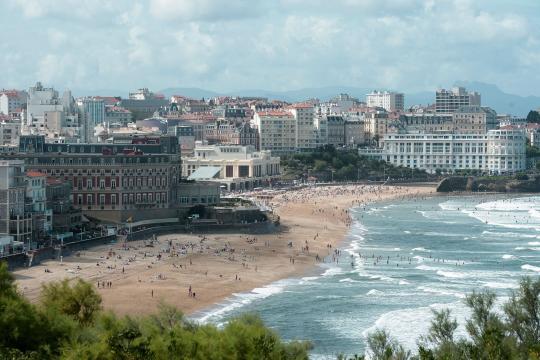 G7 de Biarritz : un Allemand expulsé de France - parismatch.com