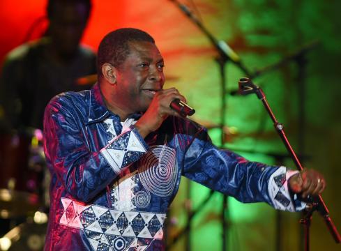Youssou N'Dour, African artists among top international art prize ... - enca.com