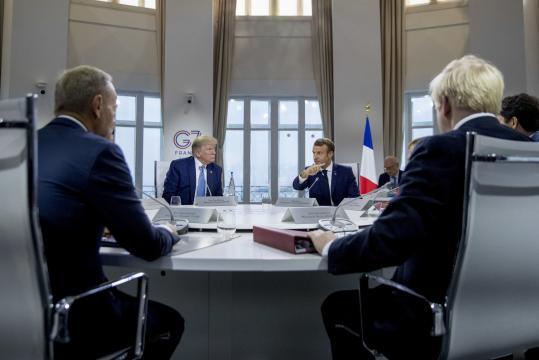 G7 à Biarritz : couac autour du dossier iranien avec Donald Trump ? - rtl.fr