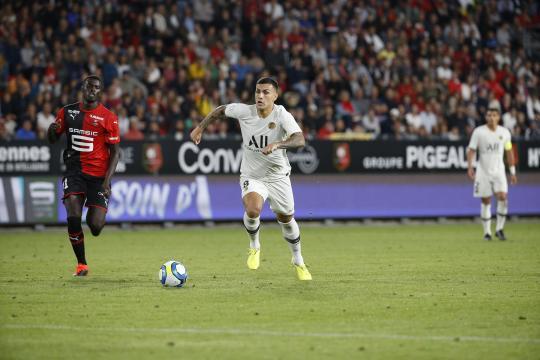 Rennes V Paris Saint-Germain | Paris Saint-Germain - psg.fr