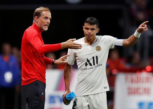 Thiago Silva après la défaite à Rennes : «Ce n'était pas le vrai ... - lefigaro.fr