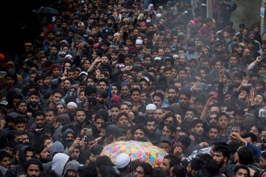 Les troupes indiennes tue un militant supposé être lié à Al-Kaida