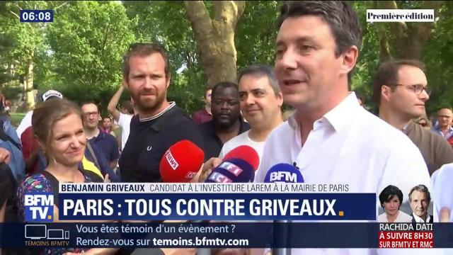 Municipales 2020: les prétendants de LaREM à la mairie de Paris s ... - dailymotion.com