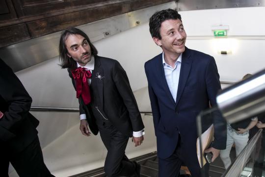 Municipales à Paris : Griveaux désigné comme candidat LREM ... - lefigaro.fr