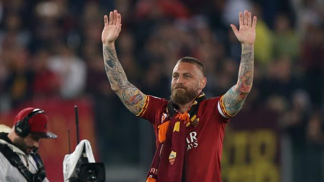5 possibili squadre di Serie A dove Daniele De Rossi potrebbe giocare - blastingnews.com