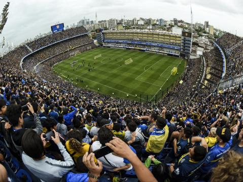 Copa Libertadores: River Plate, Boca Juniors and the final to end ... - independent.co.uk