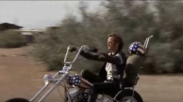Easy Rider - Intro - Born to be wild! [Image source/Krzysztof Zajkowski YouTube video]
