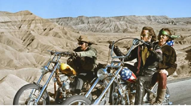 Peter Fonda, star of 'Easy Rider,' dies at 79. [Image source/Los Angeles Times YouTube video]