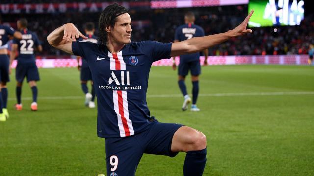 Article similaire à PSG-Toulouse : Cavani sort sur blessure - alvinet.com