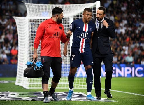 Ligue 1 : le PSG bat Toulouse mais perd Cavani et Mbappé sur blessure - rtl.fr