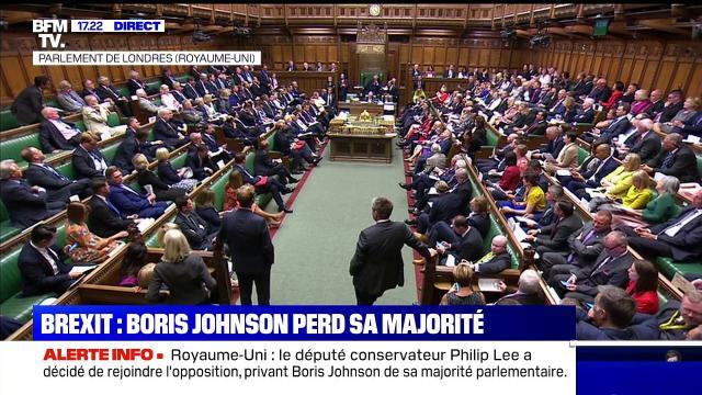 Brexit: Boris Johnson déclare la guerre aux députés - Vidéo ... - dailymotion.com