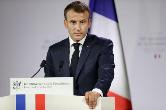Emmanuel Macron relance sa réforme constitutionnelle et promet de ... - lefigaro.fr