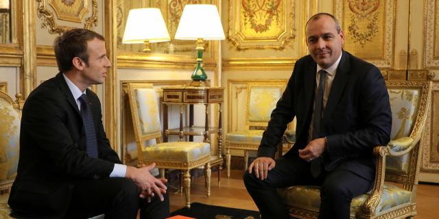Gilets jaunes : pourquoi Emmanuel Macron compte sur Laurent Berger - lejdd.fr