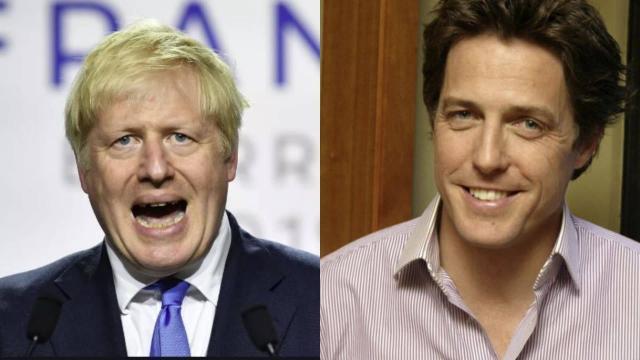 Hugh Grant insulta Boris Johnson sul no Brexit deal - tpi.it