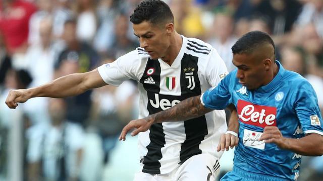 Serie A 2019-20 fixtures: Maurizio Sarri's Juventus host Napoli on ... - goal.com