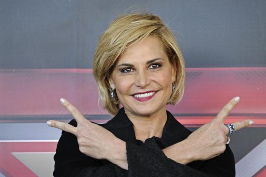 Simona Ventura, tornata in Rai, nonostante il gelo tra Alessia Marcuzzi e lei, mette il Like al promo della trasmissione