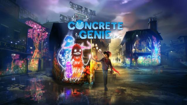 Concrete Genie: l'arte contro l'oscurità - glbnews.com