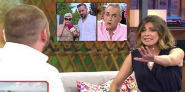 Sandra Barneda responde a Kiko Hernández y ataca a Jose Antonio Avilés para defender a Terelu Campos