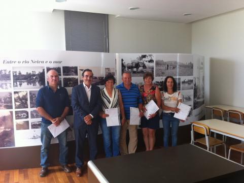 Certificados da Universidade Sénior de Esposende