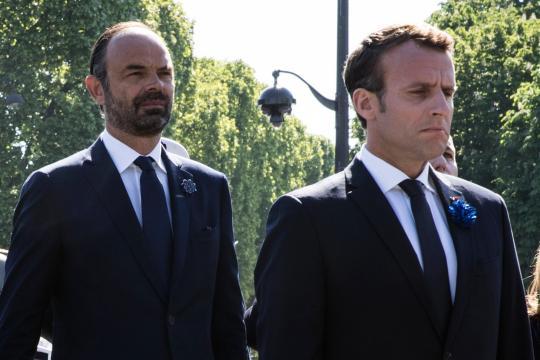 Édouard Philippe assure qu'il n'y a pas de friture sur la ligne ... - rtl.fr
