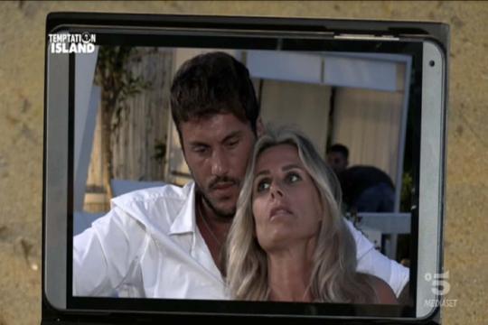 Il rapporto tra Sabrina e il single Giorgio ha compromesso fortemente la storia con Nicola