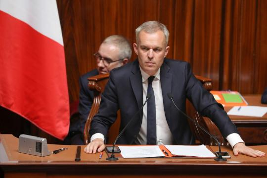 Remaniement : François de Rugy exfiltré pour