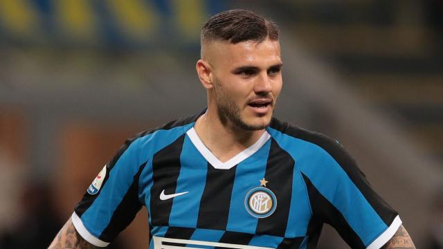 Mauro Icardi inizia a considerare la Roma - skysports.com