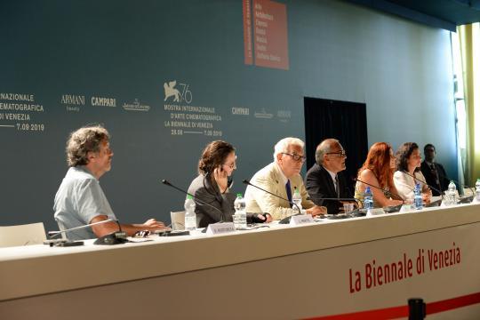 Polanski e quote rosa accendono il dibattito in apertura a Venezia 76 - lascimmiapensa.com