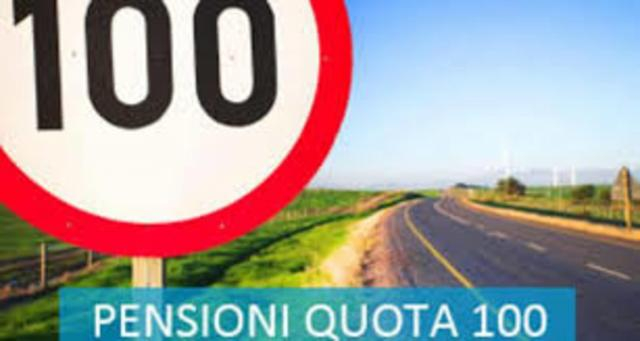 Pensioni, quota 100 costerà oltre 60 miliardi in 18 anni.