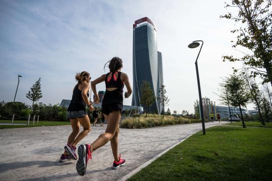 Salomon Running Milano - sensidelviaggio.it