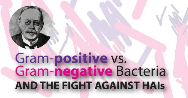 Gram Positive vs Gram Negative Bacteria and the Fight Against HAIs - eoscu.com