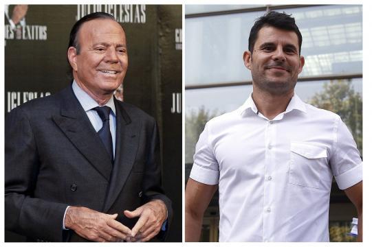 Julio Iglesias tiene un nuevo hijo, Javier Sánchez Santos | Vanguardi - com.mx