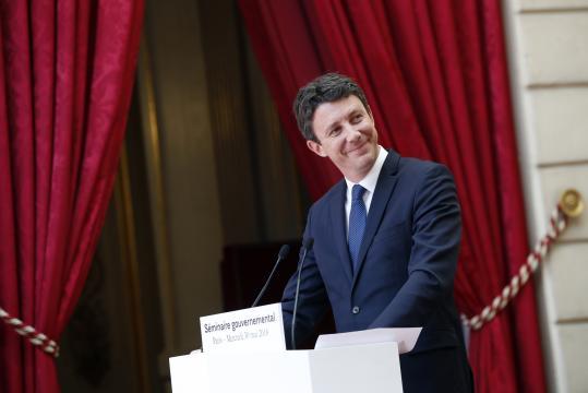 Municipales à Paris : Griveaux serait le mieux placé pour défier ... - rtl.fr