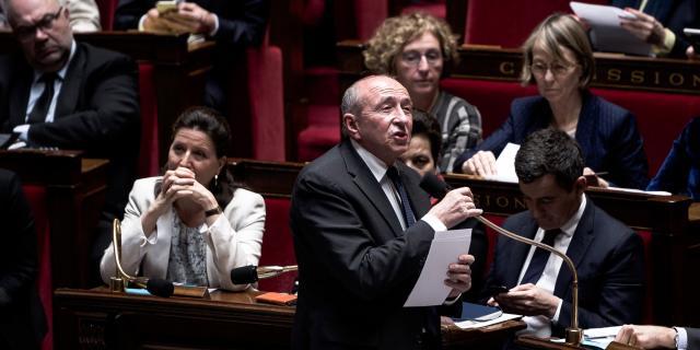 Loi asile-immigration adoptée : 14 abstentions et un vote contre ... - lejdd.fr