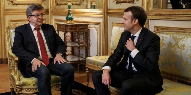 EDITO. Avec ses vociférations, Jean-Luc Mélenchon a rendu service ... - lejdd.fr