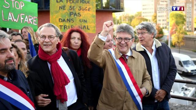 Jean-Luc Mélenchon : une ouverture de procès sous tension - LCI - lci.fr