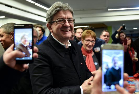 Jean-Luc Mélenchon va «se dédoubler» dans un meeting holographique - lefigaro.fr