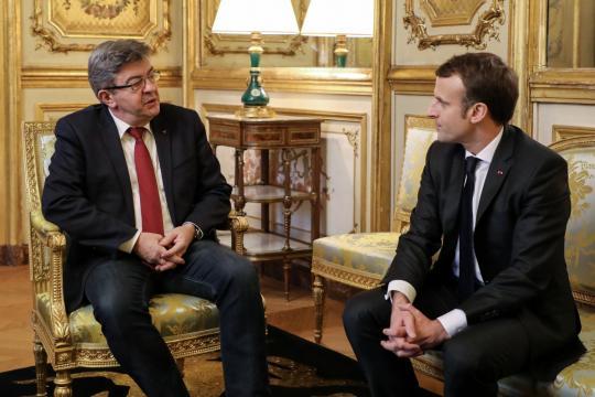 Les actualités de 7h - Affaire Benalla : Mélenchon veut que Macron ... - rtl.fr