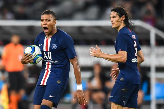 Ligue des champions : Paris privé de Cavani et Mbappé face au Real ... - rtl.fr