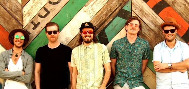 Ocean Tribe - The dutch band is being inspired by artists such as Sublime, Jack Johnson and Bob Marley