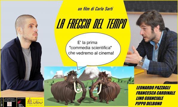 La Freccia del Tempo (2019) con Lino Guanciale.