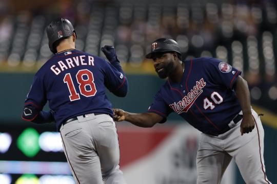Los Twins han desarrollado una ofensiva demoledora. www.yahoo.com