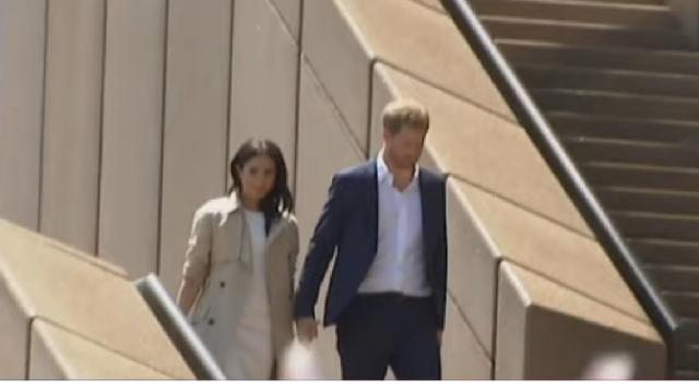 Prince Harry & Meghan Markle share unseen photos from their Botswana trip. [Image source/Access YouTube video]