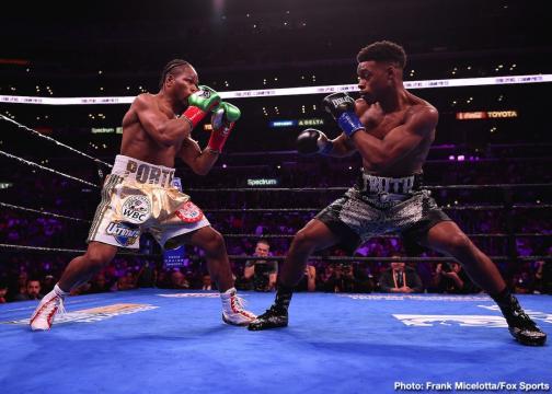 Porter y Spence Jr dieron una de las mejores peleas del año. ESPN.com.