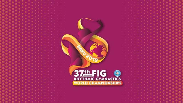 Mondiali di ginnastica ritmica a Baku