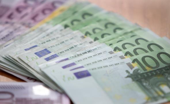 Banconote dal valore di 100 euro