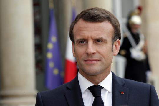 Macron, Acte II, scène I - latribune.fr