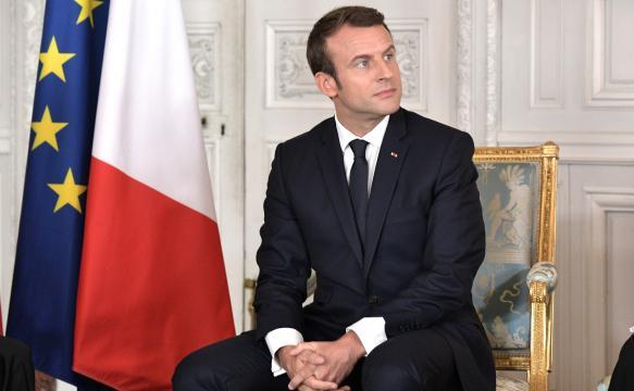 Un quart des Français satisfaits du bilan d'Emmanuel Macron selon Kantar-Onepoint