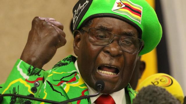 A hero to a brutal dictator': World reacts to Mugabe's death ... - sky.com