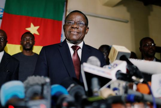 Cameroon Arrests More Opposition Supporters as Protest Efforts ... - voanews.com